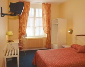 Hotel Saint Louis : Chambre Double