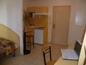 Hebergement Apparts Meubles Residence Columba : Studio (4 Adultes)