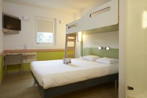 Hotel Ibis Budget Chalon Sur Saone Nord : Chambre Triple Standard (3 adultes)