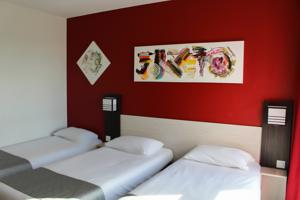 Hotel The Originals Carcassonne (Ex InterHotel) : photos des chambres