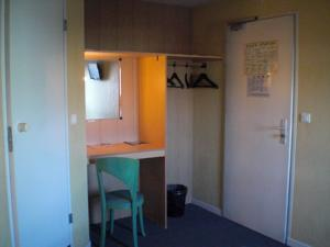 Fasthotel Plaisir : Chambre Double