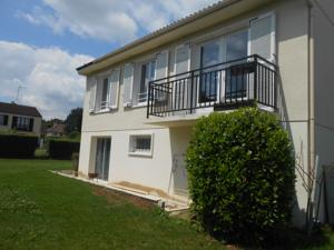 Appartement 2 bed House near Disneyland Paris : Appartement avec Balcon