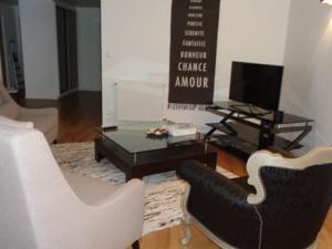 Appartement Le Saint Vincent : photos des chambres