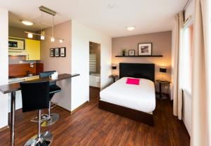 Hebergement Teneo Apparthotel Talence : photos des chambres