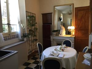 Appartement Royal Hubert : photos des chambres