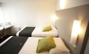 Hotel Campanile Grasse - Chateauneuf : Chambre Triple avec 3 Lits Simples