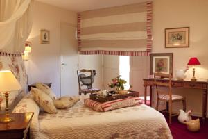 Hotel Chateau Colbert : Chambre Double