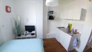 Appartement Cosy Studio Amiens : photos des chambres