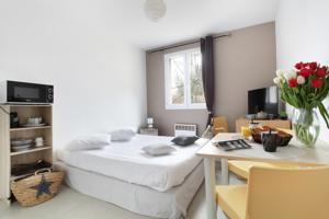 Hebergement Neoresid - Residence Saint Germain : photos des chambres