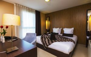 Teneo Apparthotel Bordeaux Begles : photos des chambres