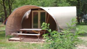 Hebergement Camping Le Viaduc Ardeche : Mobile Home