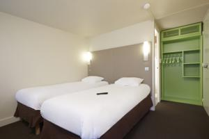 Hotel Campanile Troyes Sud - Bucheres : Chambre Lits Jumeaux
