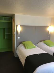Hotel Campanile Amiens - Glisy : Chambre Lits Jumeaux