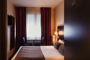 Hotel Astrid : Chambre Individuelle