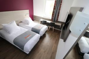 Hotel Arena Toulouse : Chambre Lits Jumeaux Standard