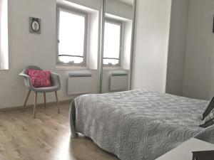 Appartement Dame Carcas : photos des chambres