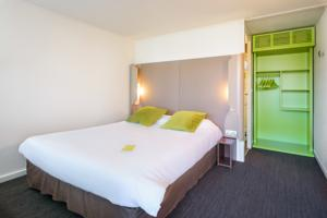 Hotel Campanile Toulouse Sesquieres : Chambre Double Standard