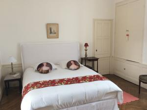 Chambres d'hotes/B&B Hotel des Tailles : Chambre Double