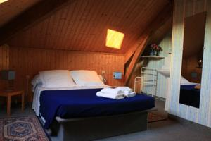 Hebergement Chambres d'hotes a Lamourio : Chambre Triple