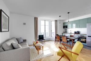 Appartement Pick a Flat - Residence Saint Michel / Sommerard : Appartement Supérieur 2 Chambres