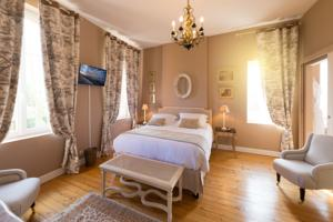 Chambres d'hotes/B&B Chambres d'hotes Le Presbytere : Chambre Double Standard