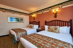 Hotel Disney's Sequoia Lodge® : Chambre Standard (4 Adultes)