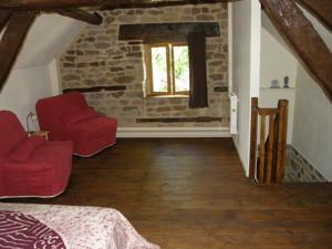Hebergement Holiday home Le Fournil 1 : photos des chambres