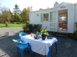 Hebergement Holiday home Camping Des Bains 1 : photos des chambres