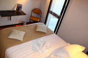 Hotel Les Gabarres : Chambre Double