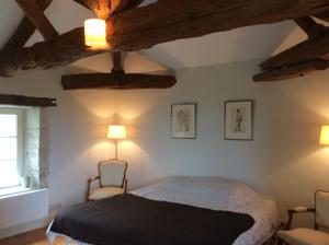 Chambres d'hotes/B&B Superb Renovated House In Gascony-gers : Grande Chambre Double