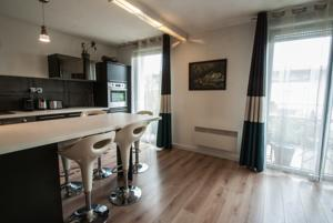 Appartement Flambere : photos des chambres