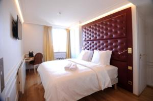 Hotel Aux waterzooi : Chambre Double