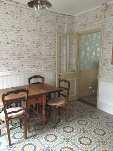 Hebergement Fisherman's Cottage St Valery sur Somme : photos des chambres
