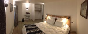 Hotel Auberge Quintessence : Chambre Double