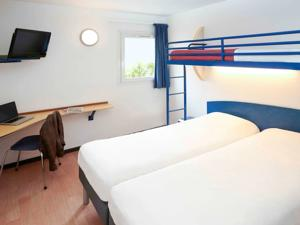 Hotel ibis budget Nuits Saint Georges : Chambre Triple