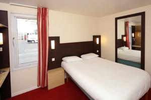 Fasthotel Reims-Taissy : Chambre Double