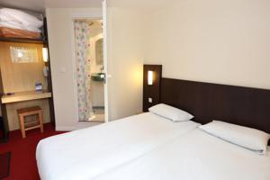 Fasthotel Reims-Taissy : Chambre Lits Jumeaux
