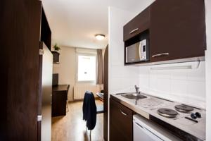 Appartement Central Fac : photos des chambres