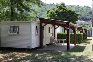 Hebergement Camping La Charderie : Mobile Home