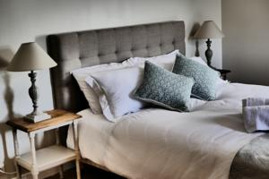 Chambres d'hotes/B&B Chambres d'Hotes Secret Pyrenees : Chambre Double Deluxe