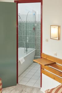 Chambres d'hotes/B&B chambres d'hotes du colvert : Chambre Triple