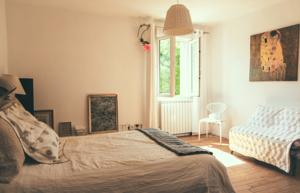 Chambres d'hotes/B&B Domaine LaCoste : Chambre Double
