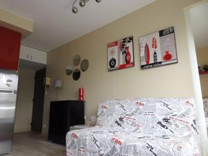 Appartement Feel home in Paris Bd de Charonne : photos des chambres