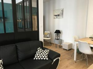 Appartement Studio le Continental : photos des chambres