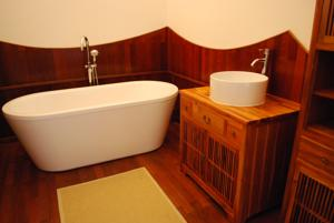 Chambres d'hotes/B&B Chateau Milly : Chambre Double avec Baignoire Spa