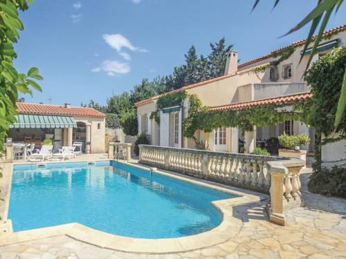 Holiday Home Perols Rue Du Trident D'Or : Hebergement proche de Palavas-les-Flots
