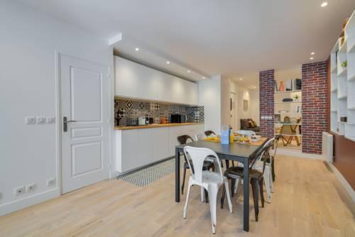 Sweet Inn - Cossonerie : Appartement proche de Paris