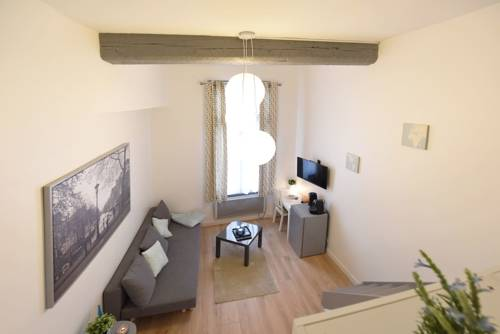 Colombet Stay's -Rue Alexandre Cabanel : Appartement proche de Montpellier