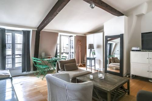 2pers Central Flat rue de Rivoli : Appartement proche de Paris