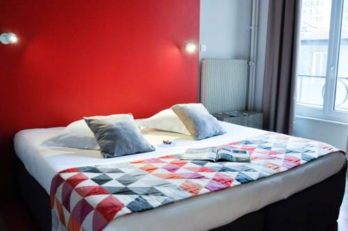 Cœur de City hotel Nancy Stanislas by Happyculture : Hotel proche de Nancy